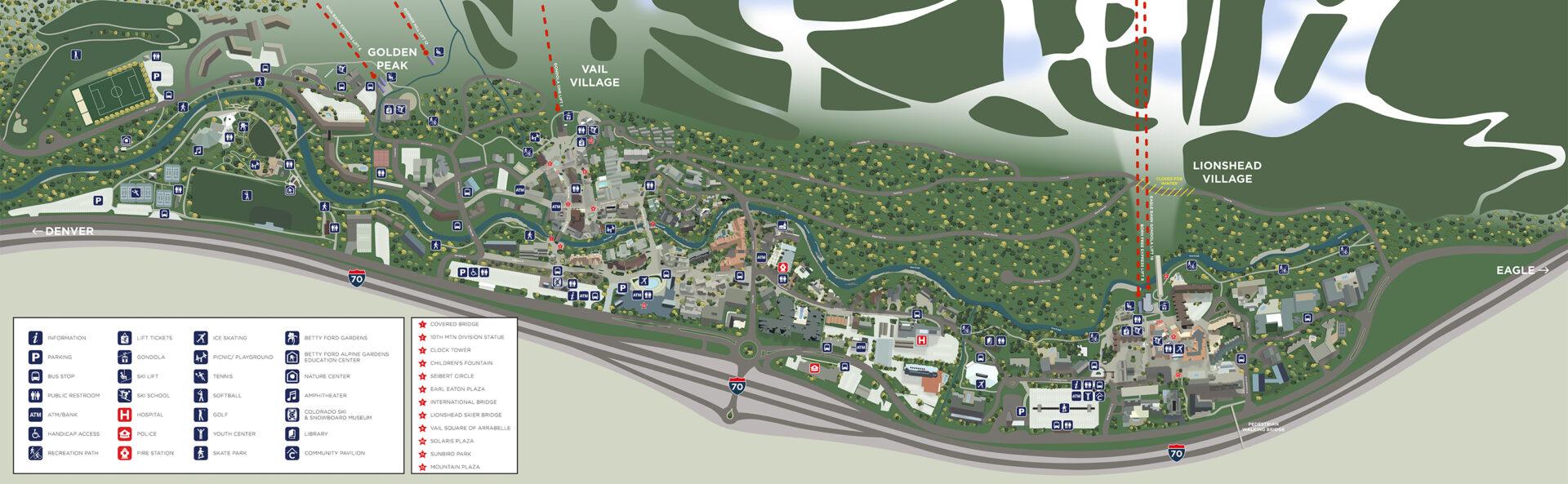 Town of Vail slideshow header